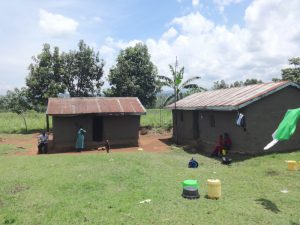 The Water Project:  Agnes At Home