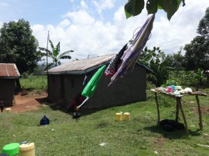 The Water Project:  Clothesline Blowing In The Wind