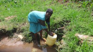 The Water Project:  How Water Is Collected
