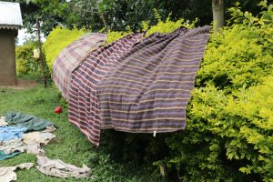 The Water Project:  Air Drying Clothes