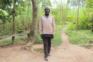 The Water Project:  Mr Patrick Burudi