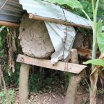 The Water Project: Shitavita Community, Patrick Burudi Spring -  Traditional Beehive