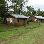 The Water Project: Mukhungula Community, Mulongo Spring -  Homestead