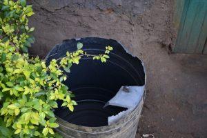 The Water Project:  Rain Harvesting Tank