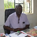 The Water Project: Kalisasi Secondary School -  Principal Munyao