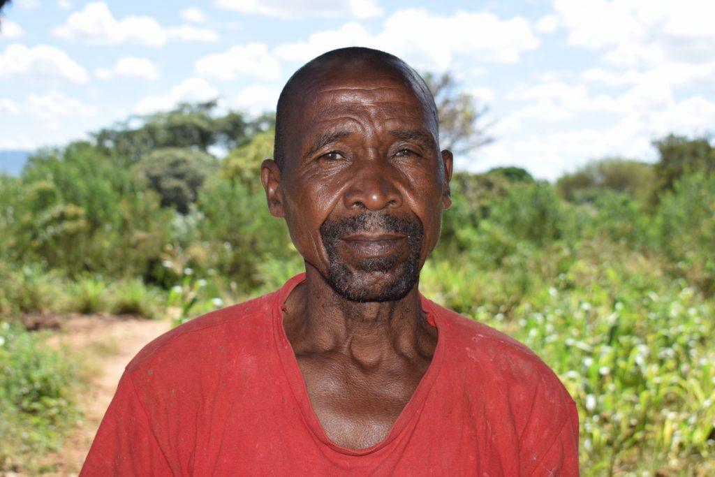 The Water Project : kenya4311-covid19-edward-kimeu-64-years-1