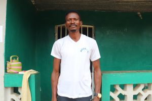 The Water Project:  Patrick C T Kamara