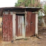 The Water Project: Lungi, Suctarr, #3 Lovell Lane -  Latrine