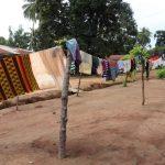 The Water Project: Lungi, Kambia, #6 Bangura St. -  Clothesline
