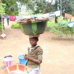 The Water Project: Lungi, Kambia, #6 Bangura St. -  Kid Selling Fish