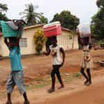 The Water Project: Lungi, Kambia, #6 Bangura St. -  Kids Trading