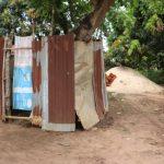 The Water Project: Lungi, Kambia, #6 Bangura St. -  Bathing Shelter