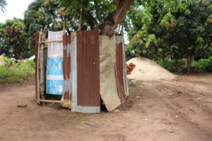 The Water Project:  Bathing Shelter