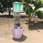 The Water Project: Lungi, Suctarr, #47 Kamara Street -  Handwashing Station