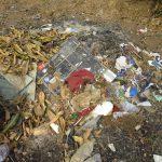 The Water Project: Lungi, Rotifunk, 22 Kasongha Road -  Garbage
