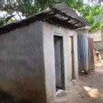 The Water Project: Lungi, Rotifunk, 22 Kasongha Road -  Latrine