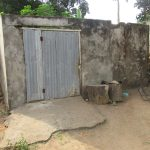 The Water Project: Lungi, Rotifunk, 22 Kasongha Road -  Latrine For Disable