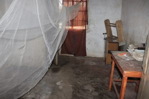 The Water Project:  Room Inside Disable House