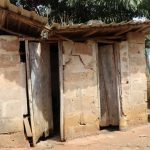 The Water Project: Lungi, Suctarr, #1 Kabbia Lane -  Latrine