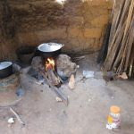 The Water Project: Lungi, Suctarr, #1 Kabbia Lane -  Inside Kitchen