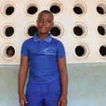 The Water Project: Lungi, Tintafor, St. Augustine Senior Secondary School -  Student Andrew K