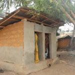 The Water Project: Lungi, Tintafor, St. Augustine Senior Secondary School -  Community Latrine