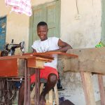 The Water Project: Lungi, Tintafor, St. Augustine Senior Secondary School -  Tailor
