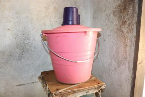 The Water Project:  Water Storage At School