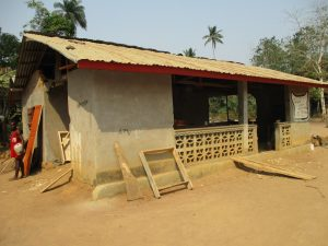 The Water Project:  Carpentry Workshop