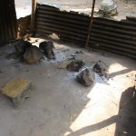 The Water Project: Lokomasama, Conteya Village -  Inside Kitchen
