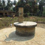 The Water Project: Lokomasama, Conteya Village -  Main Well