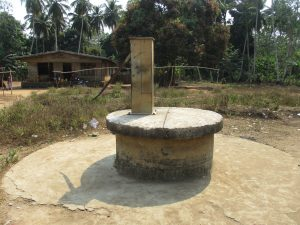 The Water Project:  Main Well
