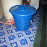 The Water Project: Lokomasama, Conteya Village -  Water Storage