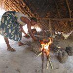 The Water Project: Lokomasama, Conteya Village -  Woman Cooking