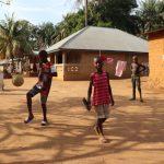 The Water Project: Lokomasama, Rotain Village -  Kids Playing Football