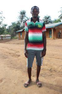 The Water Project:  Moseray Bangura