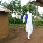 The Water Project: Maraba Community, Nambwaya Spring -  Clothesline