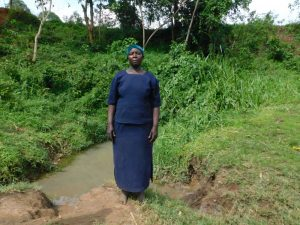 The Water Project:  Irene Ayuma
