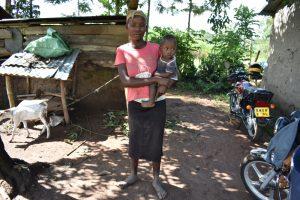 The Water Project:  Lilian Edogo