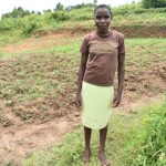 The Water Project: Bukalama Community, Wanzetse Spring -  Juliet