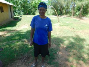 The Water Project:  Selpha Nyakoa