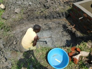 The Water Project:  Digging The New Drawing Area