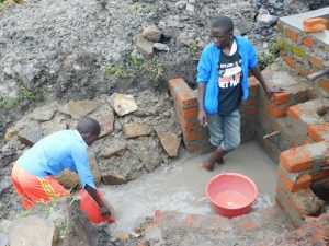 The Water Project:  Helping Hands Not In School Due To Covid