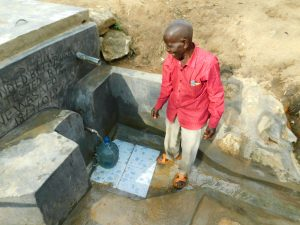 The Water Project:  Happy Day For Improved Water Access
