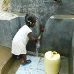 The Water Project: Ikonyero Community, Jesse Spring -  Washing Hands