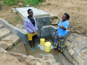 The Water Project:  Fetching Water Is Easy Again