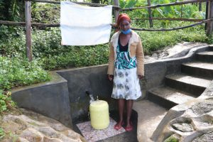 The Water Project:  Isabella At The Spring