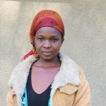 The Water Project: Bukhaywa Community, Ashikhanga Spring -  Portrait Of Ms Isabella