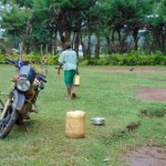 The Water Project: Friends Musiri Primary School -  A Pupils Dirty Jerrycan