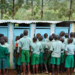 The Water Project: Friends Musiri Primary School -  Boys At Their Latrines
